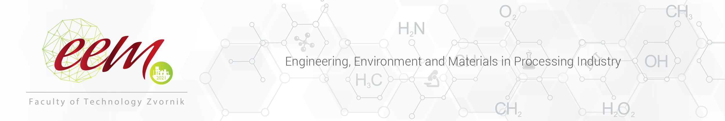 6th International Congress on Engineering, Environment and Materials in Processing Industry